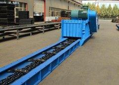 埋刮板输送机生产原理