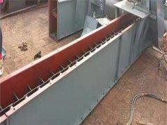 刮板输送机搬运输送中的清点防护