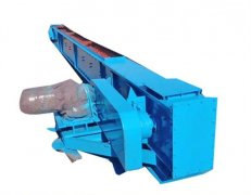 埋刮板输送机是应用广泛的散料输送设备